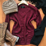 End Game Sweater - Collette's Closet Boutique