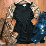Crazy For You Top - Collette's Closet Boutique
