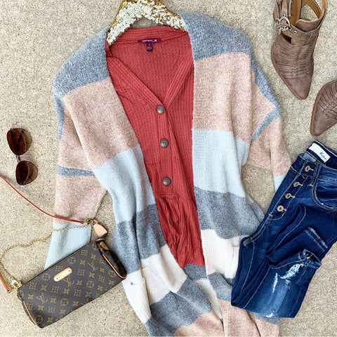 Lost In The Moment Cardigan