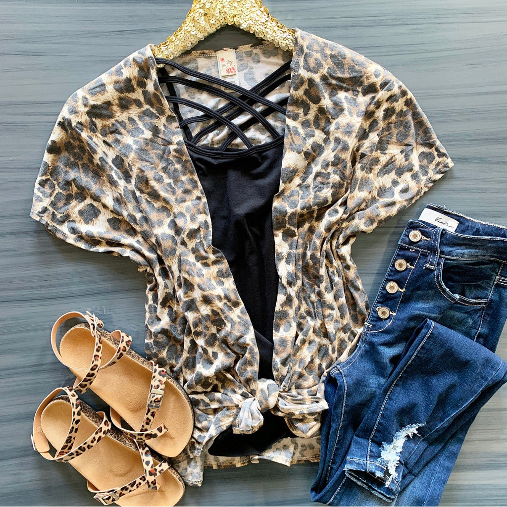 Wild About You Cardigan