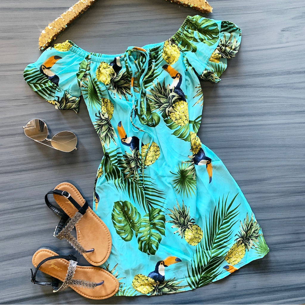 Hawaii Life Dress