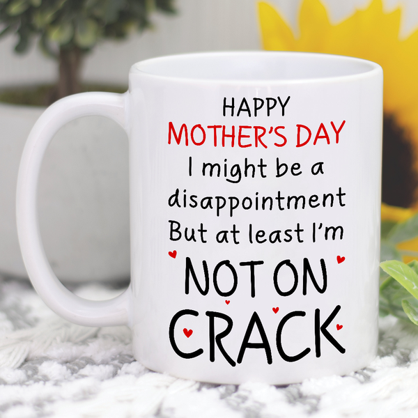 moms day present not on crack