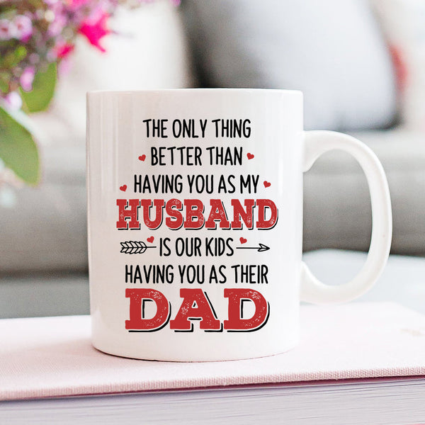 Having You As My Husband Is Our Kids Having You As Their Dad