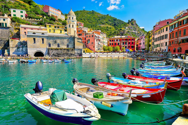 Italy Tour on Mother's Day