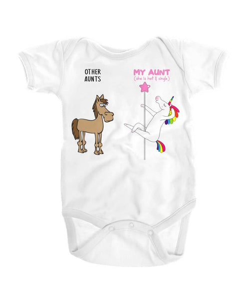 Your Aunt My Aunt Unicorn Funny Shirt - Happy Father's Day 2020