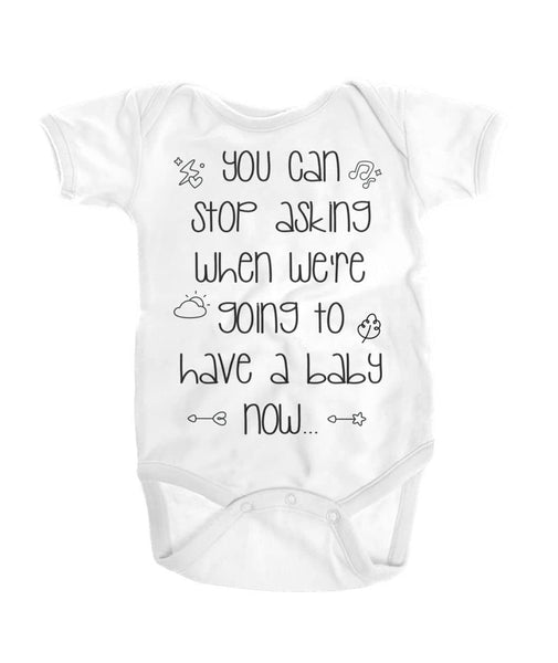 Baby's Coming Shirt - christmas 2019
