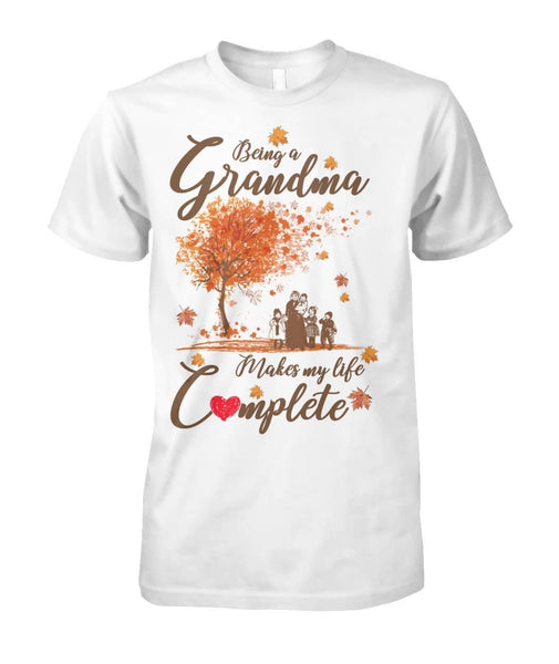 Being A Grandma Shirt - Happy Father's Day 2020