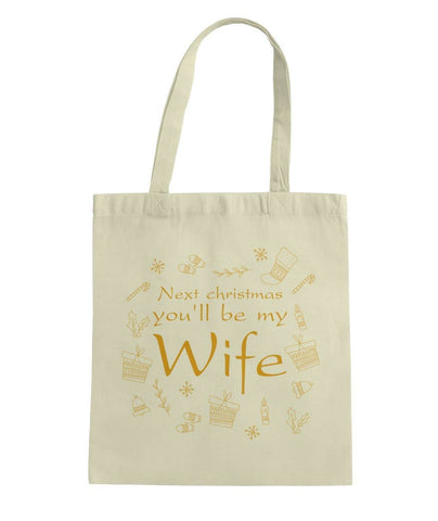 Gift for Fiancee Tote Bag - Happy Father's Day 2020