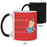 Trump Mom Mug - Not The Worst Gift