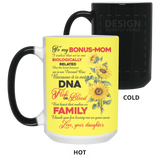 To My Bonus Mom Mug - Special Holiday Gift For Stepmom - christmas 2019
