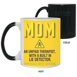 Unpaid Therapist Mug - Funny Gift For Mom - christmas 2019