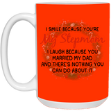 Stepmom Mug - Happy Father's Day 2020