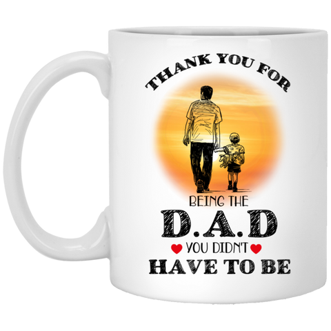 Thank You Mug For Dad - Happy Father's Day 2020