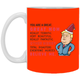 Trump Mom Mug - Happy Father's Day 2020