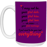 Last Everything Mug - Happy Father's Day 2020