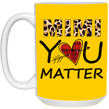 MIMI YOU MATTER MUG - Happy Father's Day 2020