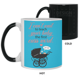 Can't wait to teach your baby cuss Christmas Mug - Happy Father's Day 2020