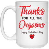 Thanks For All The Orgasms - Happy Father's Day 2020