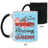 My Greatest Blessings Call Me Grandma Mug - Happy Father's Day 2020
