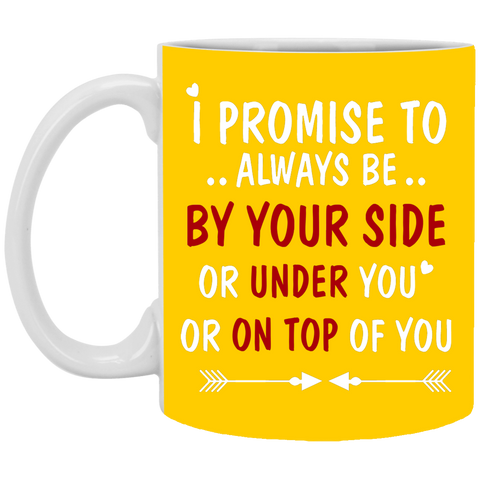 Couples Mug Be By Your Side Mug - christmas 2019