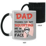 Funny Christmas Coffee Mug Ideas For Dad - Not Squirting Me - christmas 2019