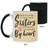 Sister by heart Mug - Happy Father's Day 2020