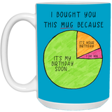I bought you this Mug - Happy Father's Day 2020