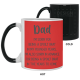 For Dad Mug - Happy Father's Day 2020
