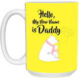 New Name Mug - Happy Father's Day 2020