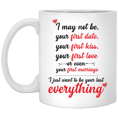 Last Everything Mug - christmas 2019
