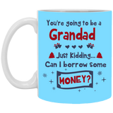 Can I Borrow Some Money - Funny Christmas Gifts From Daughter - Happy Father's Day 2020
