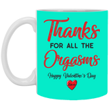 Thanks For All The Orgasms - christmas 2019