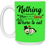 Mrs And Ms Couples Mug - If Two People Are In Love - christmas 2019
