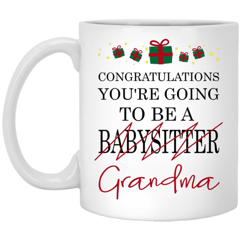 Going To Be A Nana Mug - Not The Worst Gift