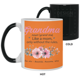 2019 Christmas Present for Grandmas Dictionary Mug - christmas 2019