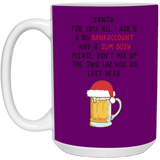 Dear Santa Mug - Funny Christmas Gift Ideas For Whole Family Members - christmas 2019