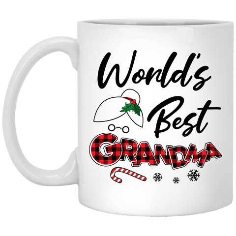 World's Best Grandma Mug - Happy Father's Day 2020
