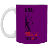 Bonus Dad Mug - Happy Father's Day 2020