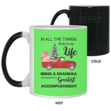 Meaningful Christmas Mug for Greatest Grandma - Happy Father's Day 2020