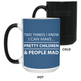 Two things I know I can make Mug - Happy Father's Day 2020