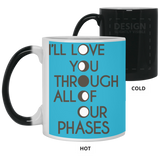 Love you through phases Mug - Happy Father's Day 2020