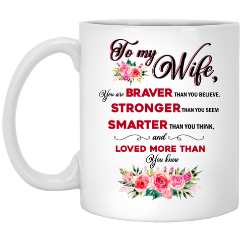 Mug For Wife - Happy Father's Day 2020