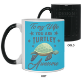 Wife Turtley Awesome Mug - christmas 2019