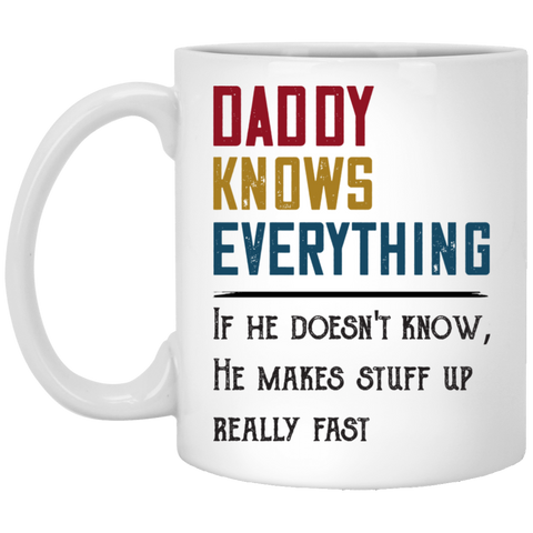Daddy Knows Everything - christmas 2019