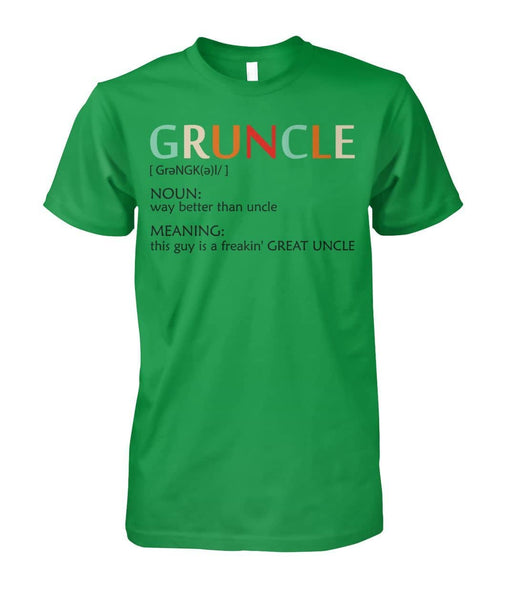 Gruncle Shirt - Happy Father's Day 2020