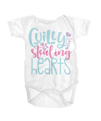 Guilty of stealing hearts Shirt - Happy Father's Day 2020