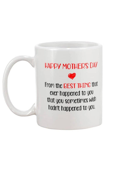 From The Best Thing Mug - Happy Father's Day 2020
