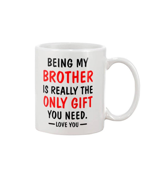 Being My Brother Mug - Happy Father's Day 2020