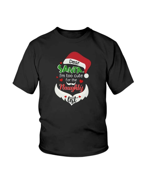 I'm too cute Christmas Shirt - Happy Father's Day 2020