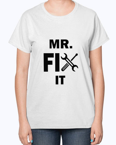 Mr. fix matching Shirt - Not The Worst Gift